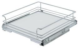 Kesseböhmer - Innerutdrag till underskåp med hel botten, för placering bakom lådfront - finns till skåp 400, 450, 500 och 600 mm - Ej för fäste i lådfronten