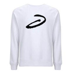 Brand Iconic Sweatshirt White