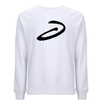 Brand Iconic Sweatshirt White