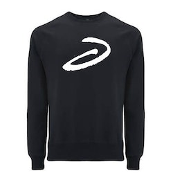 Brand Iconic Sweatshirt Black