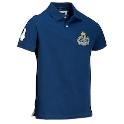 Harvard Polo Navy