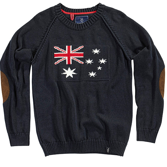 Australia Sweater Navy