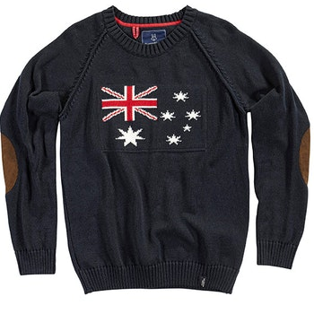 Australia Sweater Navy