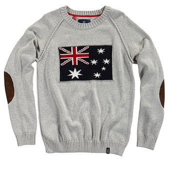 Australia Sweater Grey