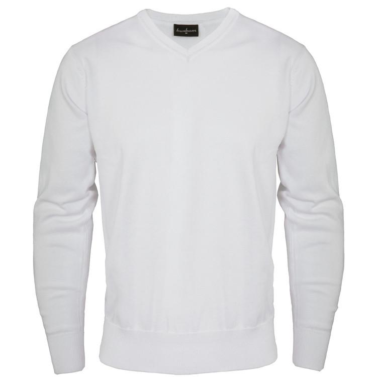 Halifax Sweater White