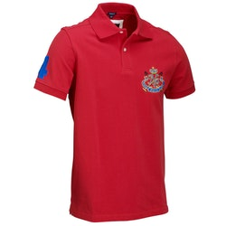 Harvard Polo Red