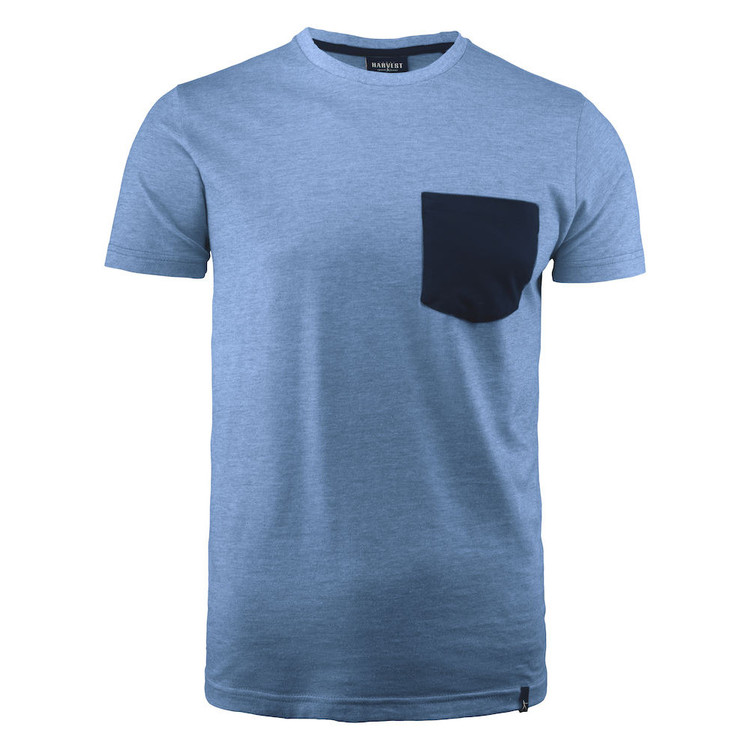 Portwillow T-Shirt Blue