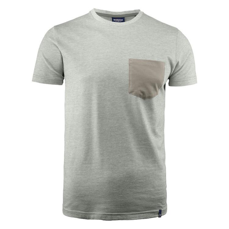 Portwillow T-Shirt Grey