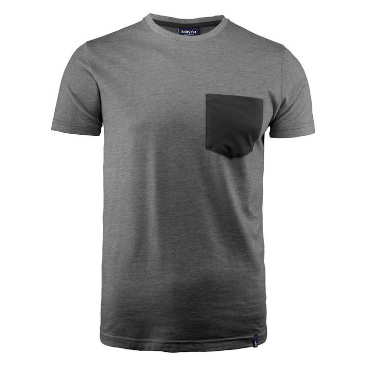 Portwillow T-Shirt Black