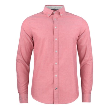 Belfair Oxford Shirt Red