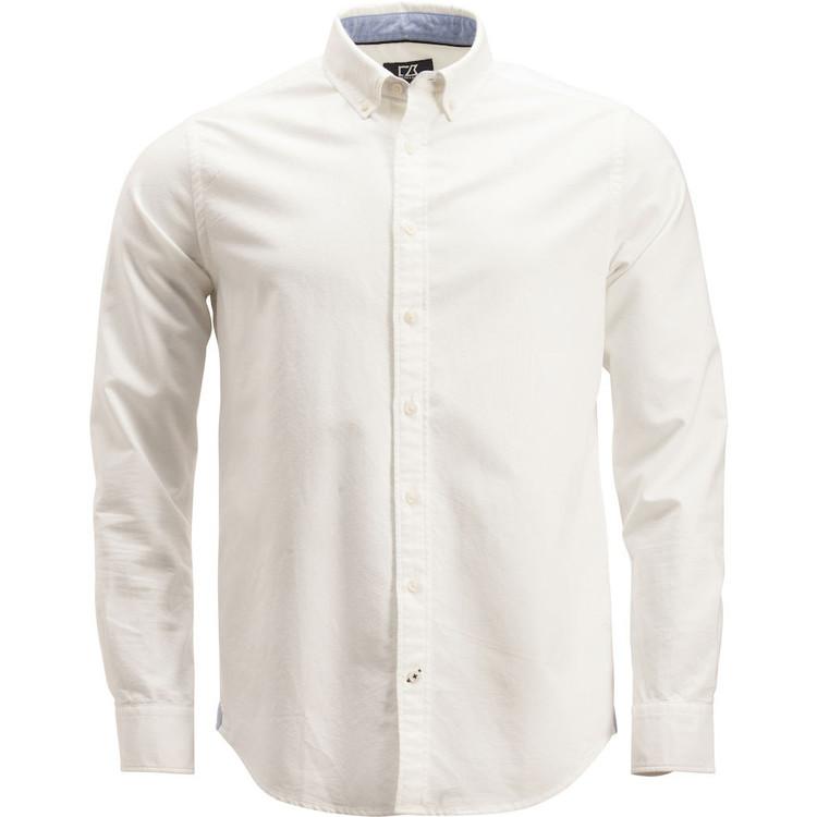 Belfair Oxford Shirt White