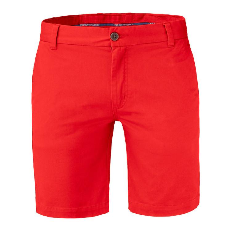 Bridgeport Shorts Red