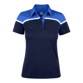 Seabeck Polo W Navy/Blue