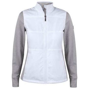 Stealth Jacket W White