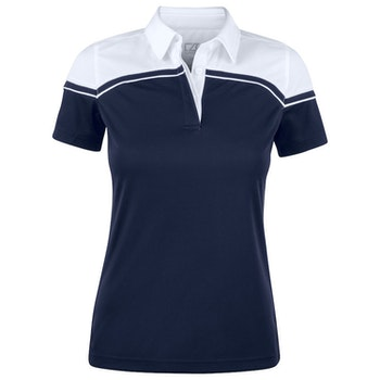 Seabeck Polo W Navy/White