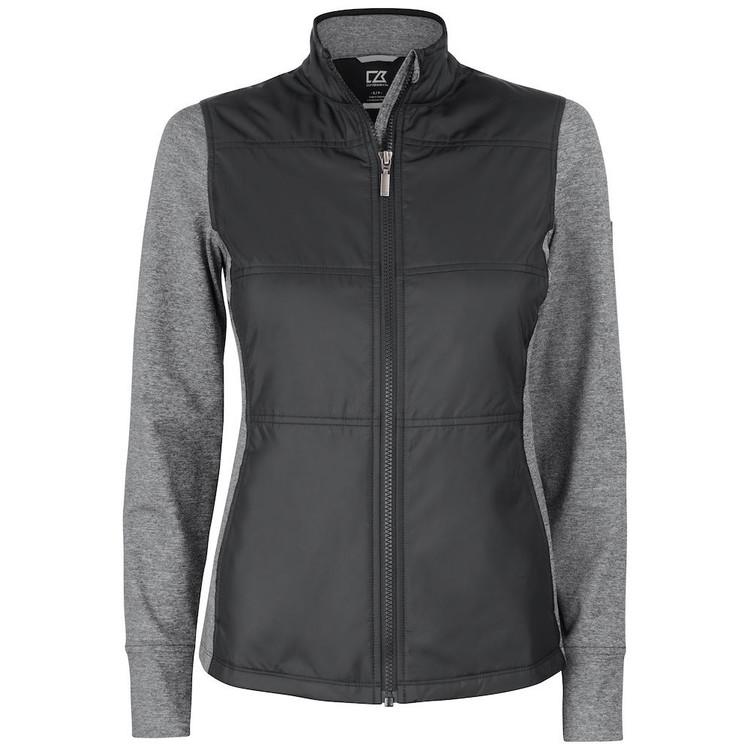 Stealth Jacket W Black