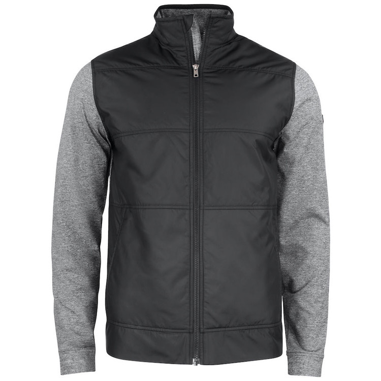 Stealth Jacket Black
