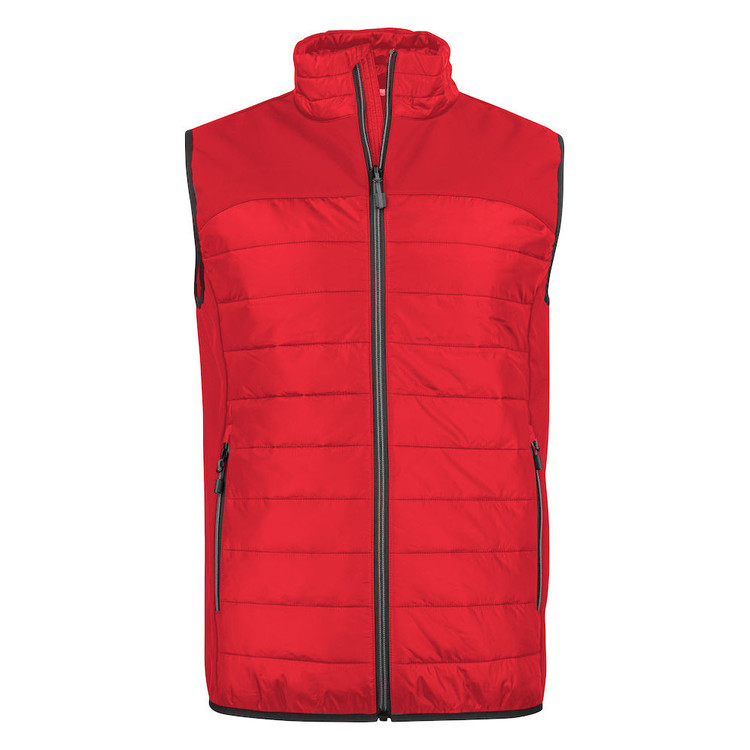 Expedition Vest Red