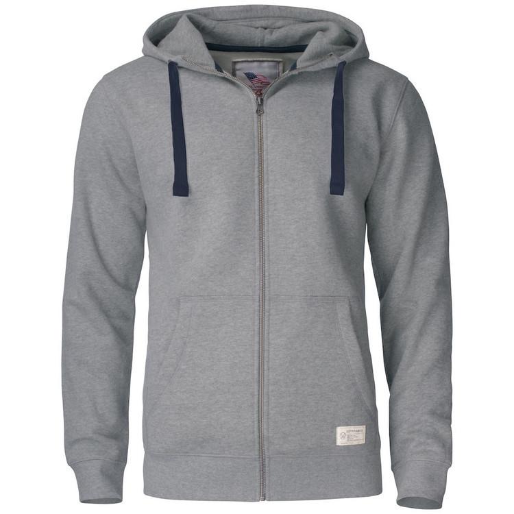 Twisp Hood FZ Grey