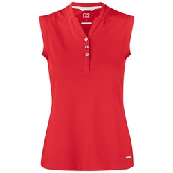 Advantage Sleeveless W Red