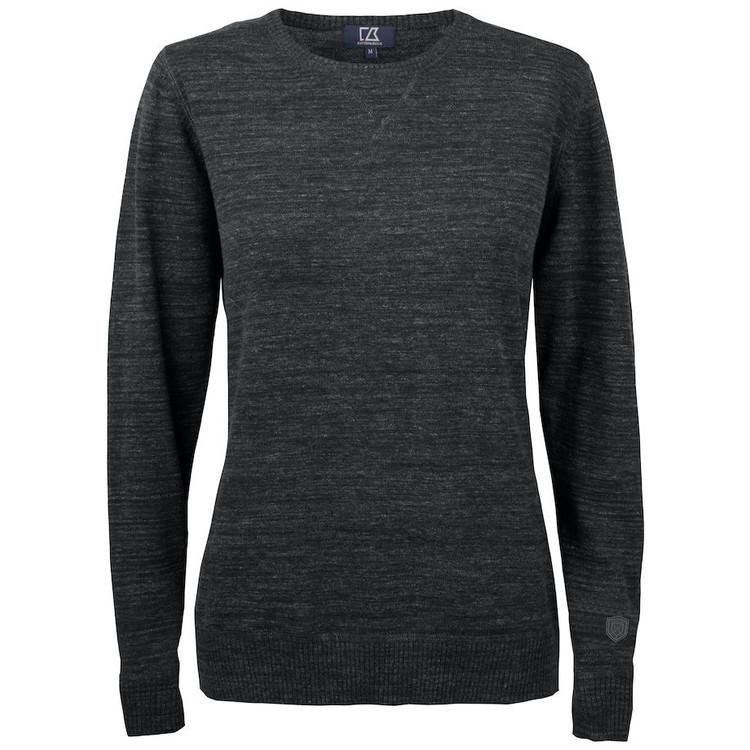 Eatonville Sweater W Antracitme Melange