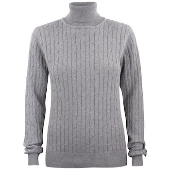 Blakely Rollerneck W Grey