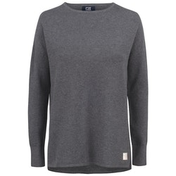 Carnation Sweater W Grey