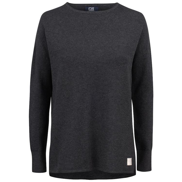 Carnation Sweater W Black