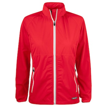 Kamloops Jacket W Red