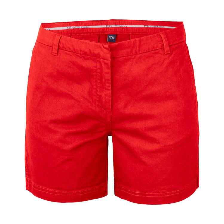 Bridgeport Shorts W Red
