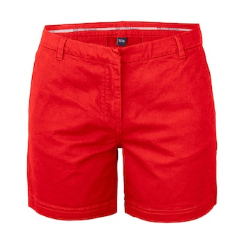 Bridgeport Shorts W Red