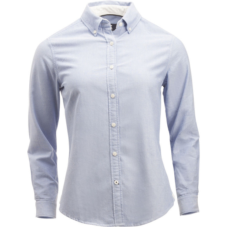 Belfair Oxford Shirt W French Blue