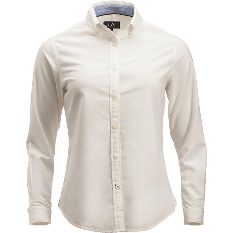 Belfair Oxford Shirt W White