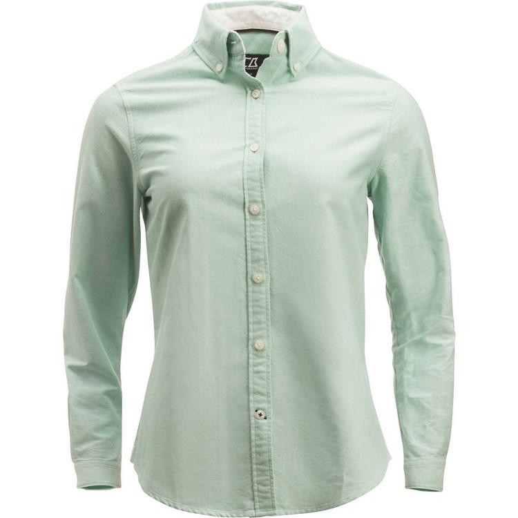 Belfair Oxford Shirt W Green