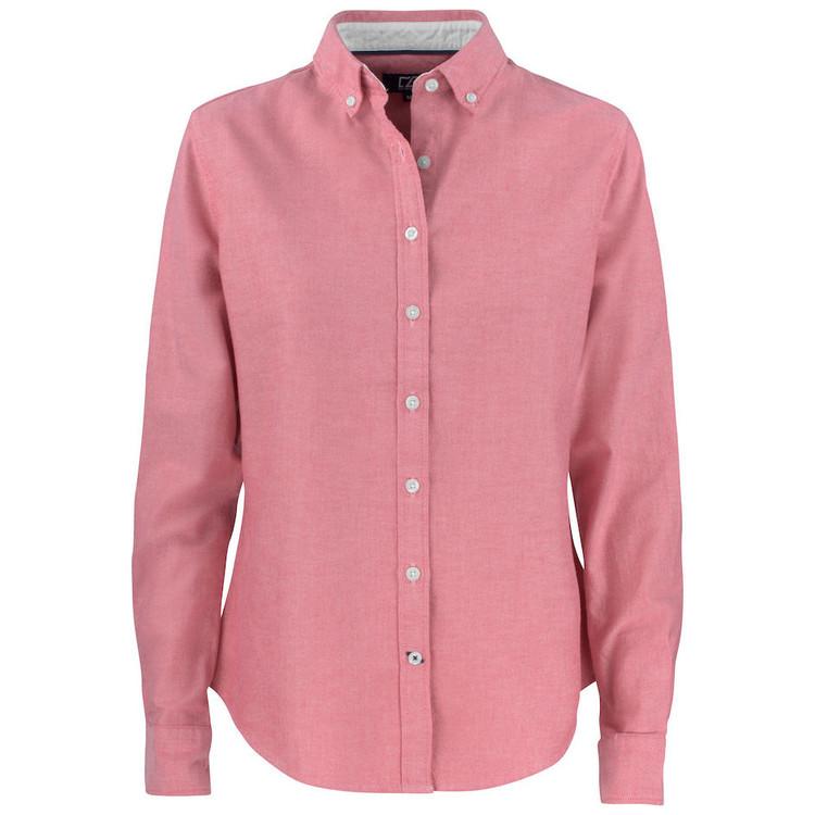 Belfair Oxford Shirt W Red