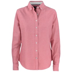 Belfair Oxford Shirt W Red