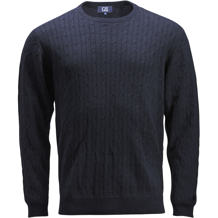 Blakely Knitted Sweater Navy