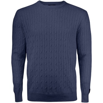 Blakely Knitted Sweater Navymelange