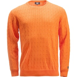 Blakely Knitted Sweater Orange