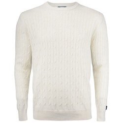 Blakely Knitted Sweater Sand
