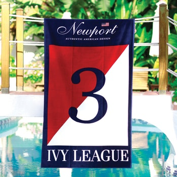 Ivy league Towel