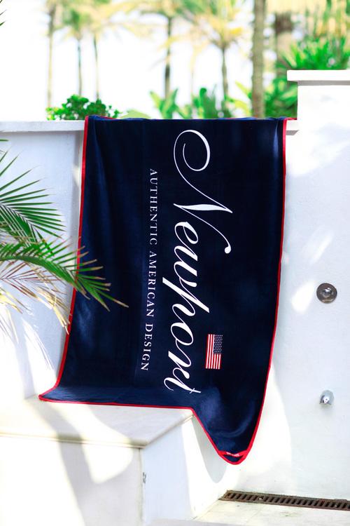 Pebble Beach Towel