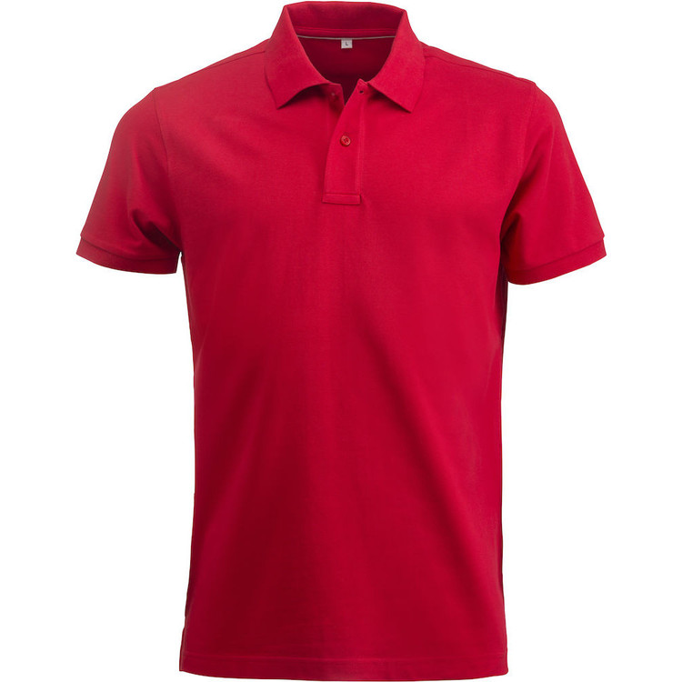Rimrock Cotton Polo Red