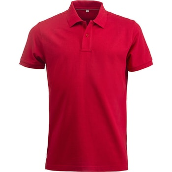 Rimrock Cotton Polo Red