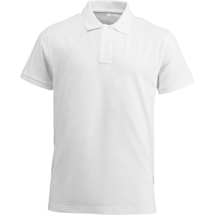 Rimrock Cotton Polo White
