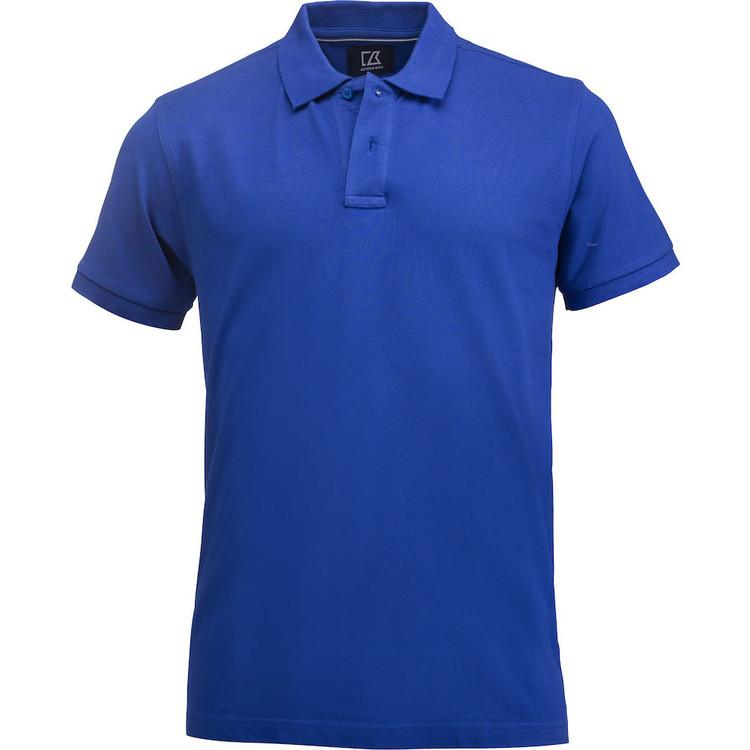 Rimrock Cotton Polo Blue