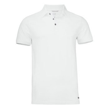 Advantage Polo White
