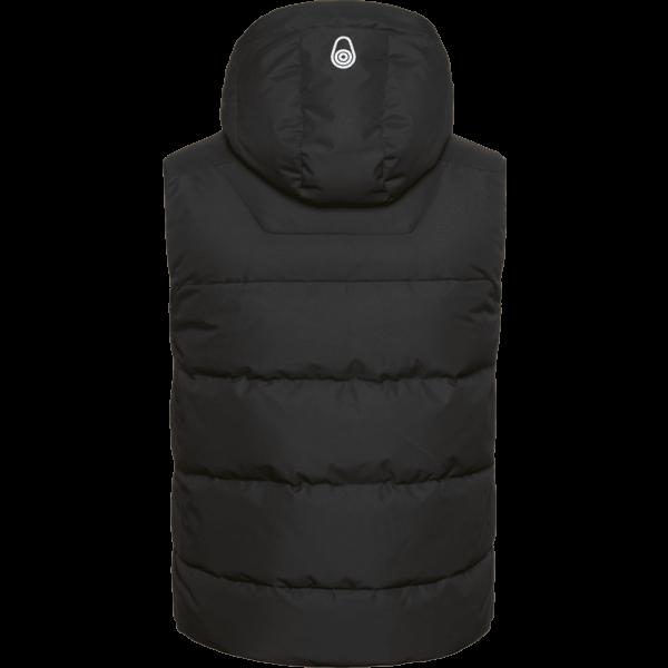 Arctic Down Vest Black
