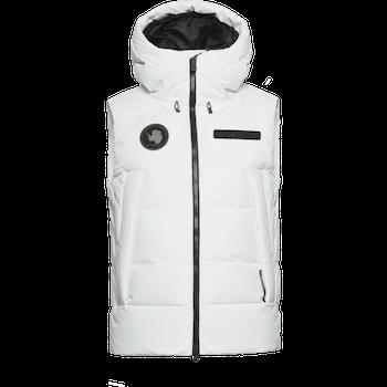 Arctic Down Vest White