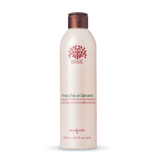 Fennel & Geranium schampo